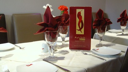 Red Chilli Indian Restaurant Toddington